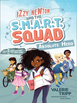 cover image of Izzy Newton and the S.M.A.R.T. Squad